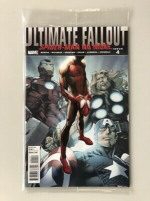 ULTIMATE FALLOUT #4 1st Appearance of MILES MORALES 1st Printing STILL SEALED