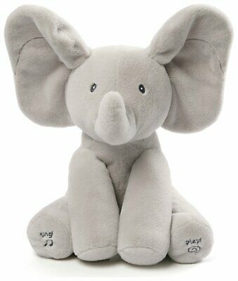 Flappy the Elephant Soft Toy 6+ Months