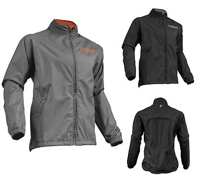 Thor Enduro Pack Jacket Offroad Jacket Regenjacke Windjacke