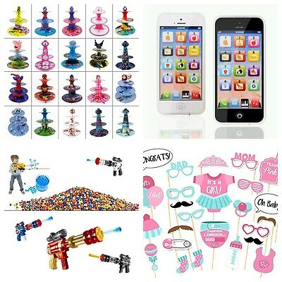 100 Pcs Wholesale Clearance Pallet Job Lot Mixed Toys Gifts Bulk Free Delivery
