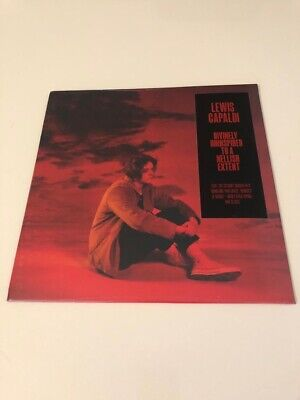 Lewis Capaldi Divinely Uninspired To A Hellish Extent Vinyl