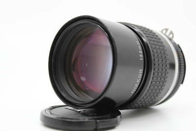 *EXCELLENT++++* NIKON Ai-s Nikkor 135mm F2.8 MF Telephoto Lens from Japan