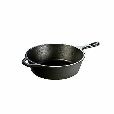 Lodge L8DSK3 Cast Iron Deep Skillet, 10.25-inch - New - Free Shipping