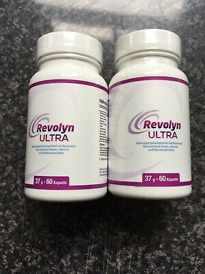 2X Revolyn Ultra 120 Capsules Extreme Weight Loss - Free Shipping Worldwide