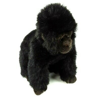 Vintage Clean TY Gorilla Stuffed Animal Baby George Plush Toy Tag Included