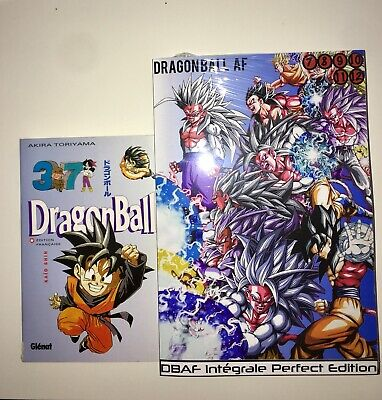 Dragon Ball AF Intégrale Perfect #2/3 |After The Future VF | Neuf | 520 Pages