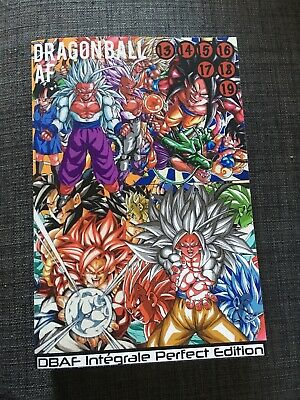 Dragon Ball AF Intégrale Perfect #3/3 |After The Future Manga VF |Neuf|520 Pages