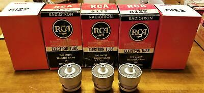 One New Rca 8122 Tube 6 Available  !  Pk