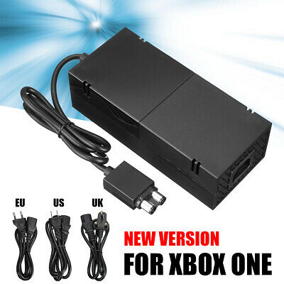 AC Adapter Charger Cable Mains Power Supply Brick For Microsoft X ONE Console