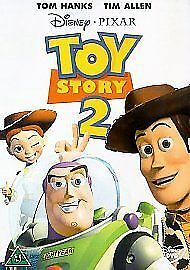 TOY STORY PART 2 DVD Walt Disney Original Brand New and Sealed UK Release