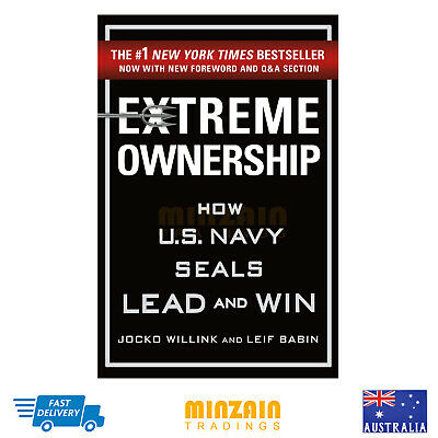 Extreme Ownership (Paperback) by Jocko Willink (Author), Leif Babin (Author)