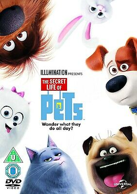 The Secret Life Of Pets [2016] [DVD] Used, Fast And Free Delivery.