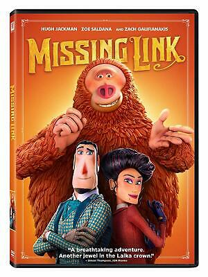 Missing Link [2019] [DVD] Used, Fast And Free Delivery.