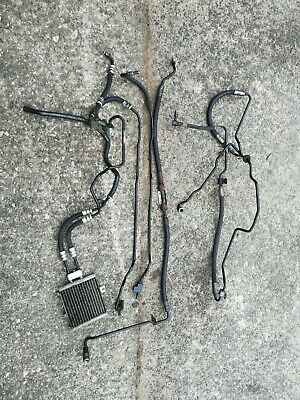 Mercedes Cl W215 Front Abc Suspensions Pipes From Pump To Shocks