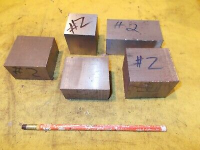 12.2 lb LOT of #2 MOLD STEEL BAR tool die shop flat stock VARIOUS SIZES