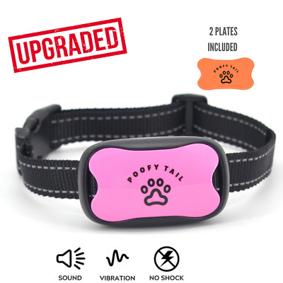 Anti Bark Collar Barking Dog Small Medium Large No Shock Beep Vibration