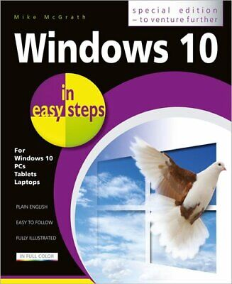 Windows 10 in easy steps - Special Edition by Mike McGrath 9781840788075