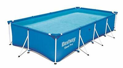 Bestway Steel Pro 56405 - Piscina (Piscina con Anillo Hinchable, Rectangular, 5