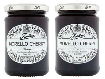 Wilkin & Sons Ltd. Tiptree Morello Cherry Preserve