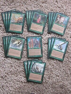 4 Gargantuan Gorilla = Green Alliances Mtg Magic Rare 4x x4