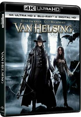 Van Helsing New 4K Bluray