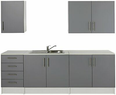 Kitchen Units Sets Argos Home Athina 1000m Fitted Kitchen Wall Unit Beech Oak White Black Home Furniture Diy Breadcrumbs Ie