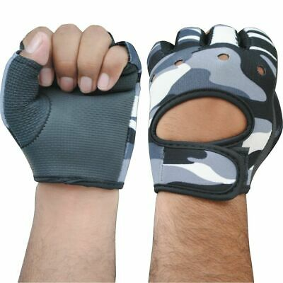 Gym Training Fitness Yoga Gloves Weight lifting Cycling Gel Grip Wrist Support