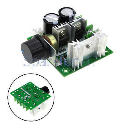 10A 12V-40V Pulse Modulation 13khz PWM DC Motor Adjuster Speed Control Switch