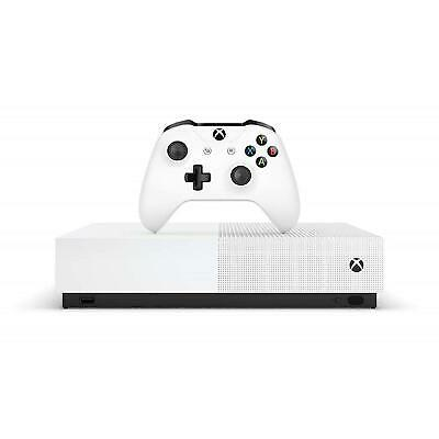 Microsoft Xbox One S All Digital Edition Gaming Console With Wireless Controller