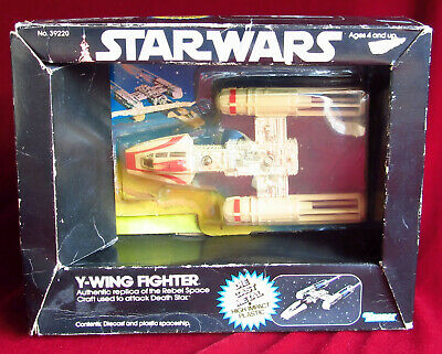 Star Wars Y-Wing Fighter 39220 Kenner