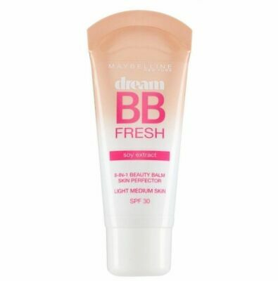 Maybelline Dream Fresh BB Cream Foundation Light/Medium