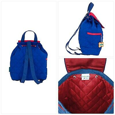 Stephen Joseph Kids' Toddler Quilted Backpack, Dogs, No No Size