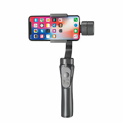 3-Axis Handheld Gimbal Stabilizer for iPhone Andriod Smartphone Auto Tracking