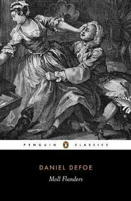 The Fortunes and Misfortunes of the Famous Moll Flanders 9780140433135