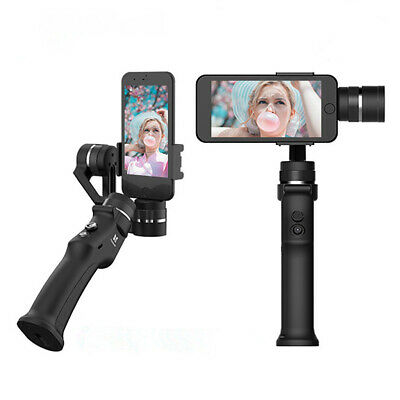 Funsnap 3-Axis Handheld Gimbal Stabilizer for iPhone Smartphone Gopro 7 6 5 4
