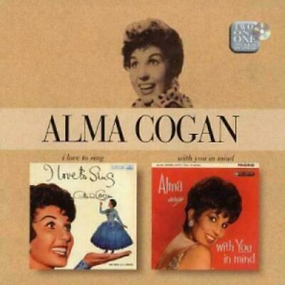 Cogan, Alma - I Love To Sing/With You In Mind (CD) (2003)