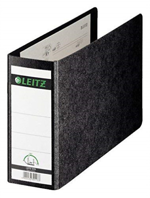 Leitz Board L/A File A5 Oblong Black NEW
