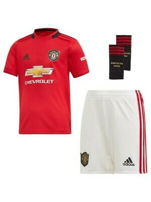 Manchester United Home Kit 19/20 Men's Adults - With Tags!