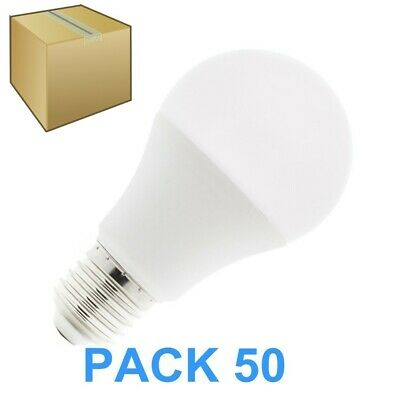 Pack 50 Bombillas Led E27 15W