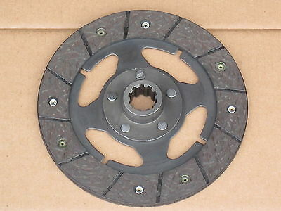 Clutch Plate For Massey Ferguson Mf Harris 11 Pony 16 Pacer
