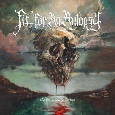 Fit For An Autopsy - The Sea Of Tragic Beasts   Cd Neuf