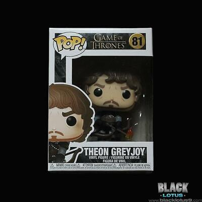 Funko Pop! Theon Greyjoy with Flaming Arrow Bran Game of Thrones IN STOCK Pop 81
