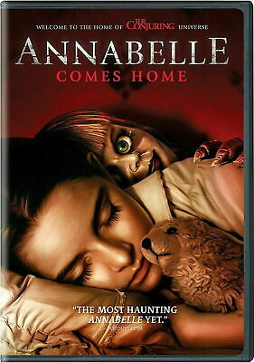 Annabelle Comes Home (DVD, 2019) NEW Factory Sealed - USA SELLER