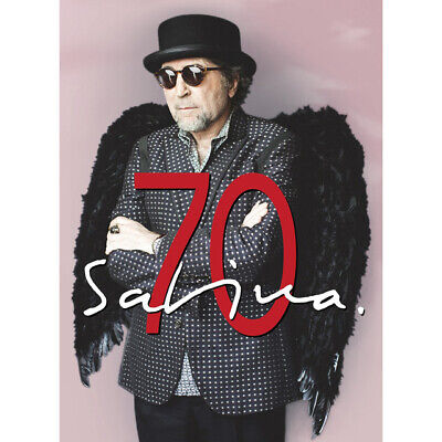 "4CD JOAQUIN SABINA ""70 SABINA -4CD + LIBRO-"". New and sealed"