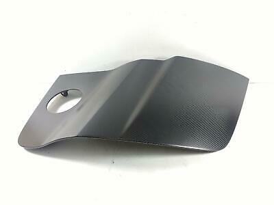 2011 AUDI R8 Carbon Sideblade Trim Panel 420853288F