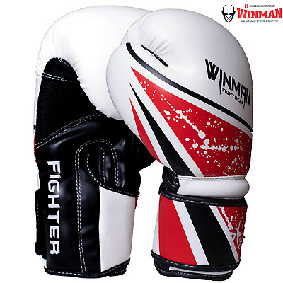 Boxing Gloves and Focus Pads Set MMA,Sparring Punch Bag,Muay Thai Training Glove