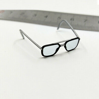 "SWtoys FS021 1/6 Scale Iron Man Tony Stark Glasses Model for 12"" Figure"