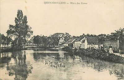80 - Quevauvillers / Mare Des Goves
