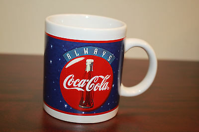 Always Coca-Cola Coffee Mug B17