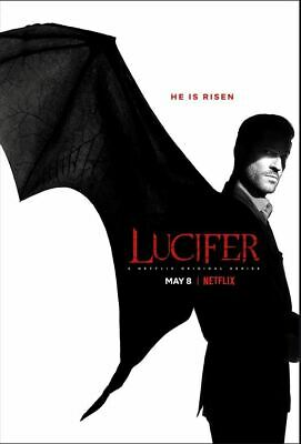 LUCIFER-Season 4 New AND Sealed